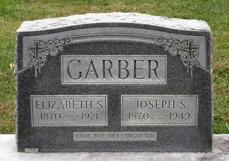 GARBER, ELIZABETH S. - Rockingham County, Virginia | ELIZABETH S. GARBER - Virginia Gravestone Photos