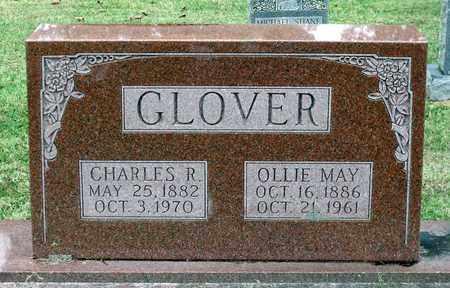 GLOVER, OLLIE MAY - Rockingham County, Virginia | OLLIE MAY GLOVER - Virginia Gravestone Photos
