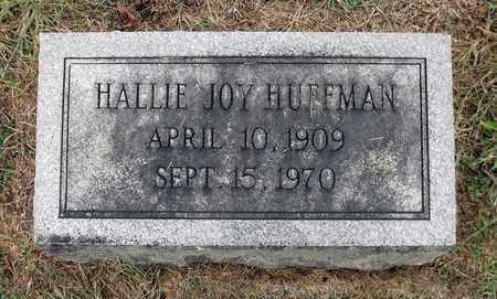 HUFFMAN, HALLIE JOY - Rockingham County, Virginia | HALLIE JOY HUFFMAN - Virginia Gravestone Photos