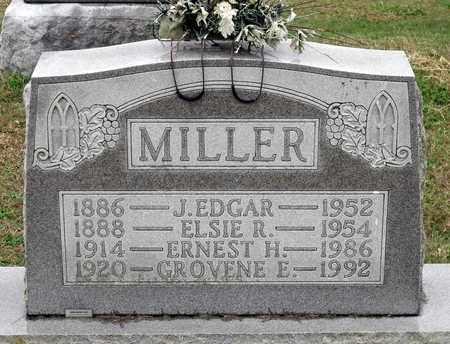 MILLER, ELSIE R. - Rockingham County, Virginia | ELSIE R. MILLER - Virginia Gravestone Photos