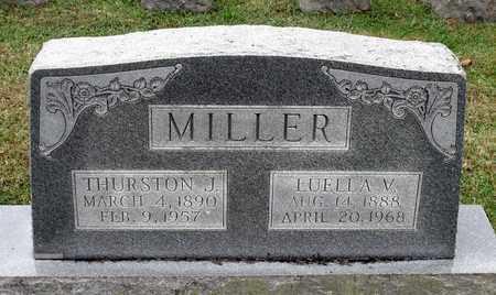 MILLER, THURSTON J. - Rockingham County, Virginia | THURSTON J. MILLER - Virginia Gravestone Photos