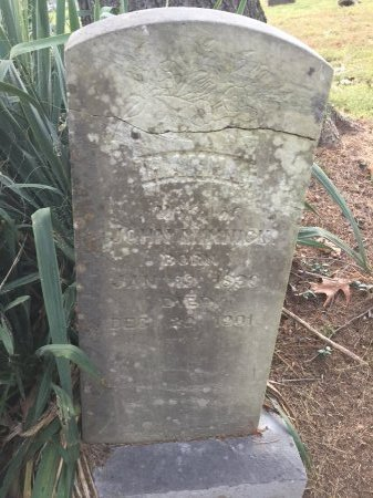 MINNICK, HANNA - Rockingham County, Virginia | HANNA MINNICK - Virginia Gravestone Photos
