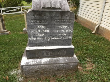 HOWVER SKELTON, JOANNA - Rockingham County, Virginia | JOANNA HOWVER SKELTON - Virginia Gravestone Photos