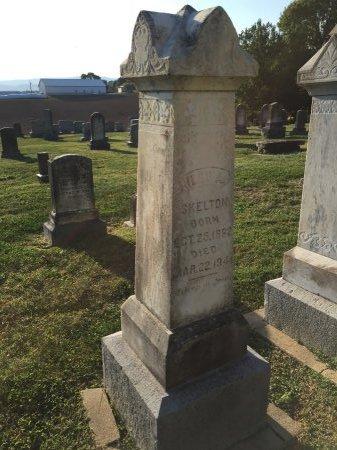 SKELTON, RILEY ASBERRY - Rockingham County, Virginia | RILEY ASBERRY SKELTON - Virginia Gravestone Photos