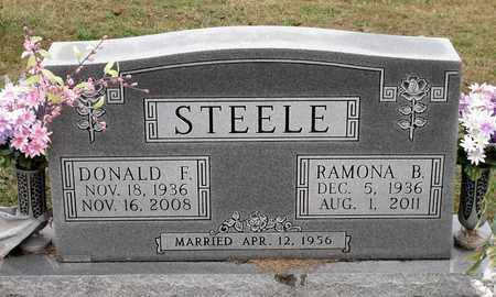 STEELE, RAMONA B. - Rockingham County, Virginia | RAMONA B. STEELE - Virginia Gravestone Photos