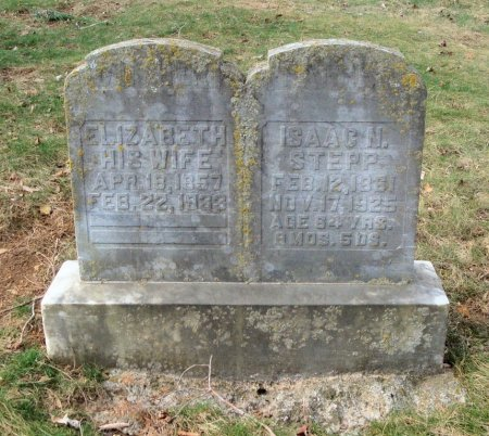 STEPP, ISAAC N. - Rockingham County, Virginia | ISAAC N. STEPP - Virginia Gravestone Photos