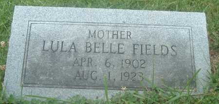 FIELDS, LULA BELLE - Russell County, Virginia | LULA BELLE FIELDS - Virginia Gravestone Photos