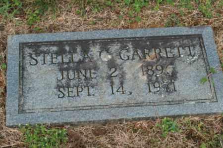 GARRETT, STELLA C - Russell County, Virginia | STELLA C GARRETT - Virginia Gravestone Photos
