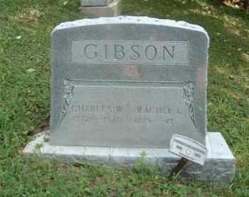 GIBSON, RACHEL LUCINDA - Russell County, Virginia | RACHEL LUCINDA GIBSON - Virginia Gravestone Photos