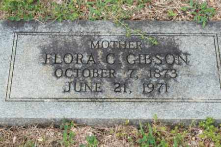 GIBSON, FLORA ELEANOR - Russell County, Virginia | FLORA ELEANOR GIBSON - Virginia Gravestone Photos