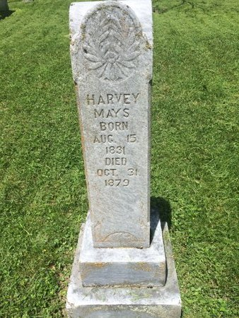 MAYS, HARVEY - Russell County, Virginia | HARVEY MAYS - Virginia Gravestone Photos