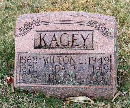 KAGEY, IDA P. - Shenandoah County, Virginia | IDA P. KAGEY - Virginia Gravestone Photos
