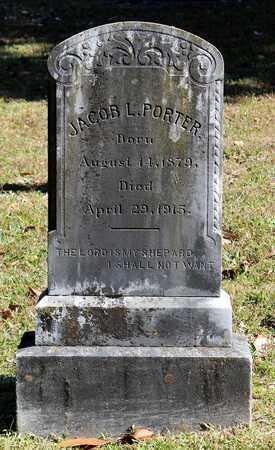 PORTER, JACOB L. - Southampton County, Virginia | JACOB L. PORTER - Virginia Gravestone Photos