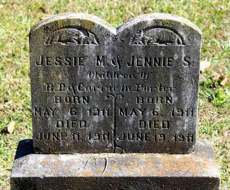 PORTER, JESSIE M. - Southampton County, Virginia | JESSIE M. PORTER - Virginia Gravestone Photos