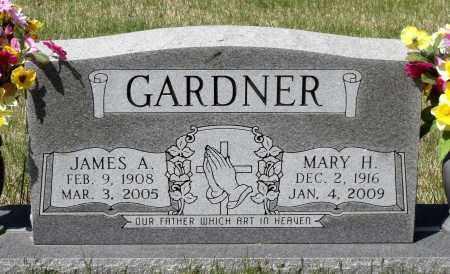 GARDNER, JAMES A. - Spotsylvania County, Virginia | JAMES A. GARDNER - Virginia Gravestone Photos