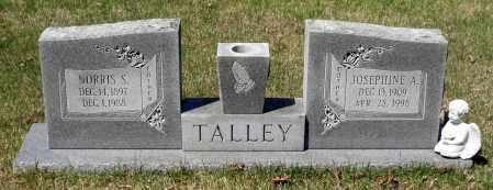 TALLEY, NORRIS S. - Spotsylvania County, Virginia | NORRIS S. TALLEY - Virginia Gravestone Photos