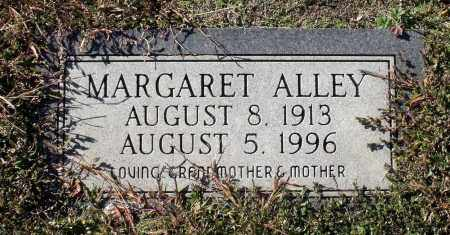 ALLEY, MARGARET - Sussex County, Virginia | MARGARET ALLEY - Virginia Gravestone Photos