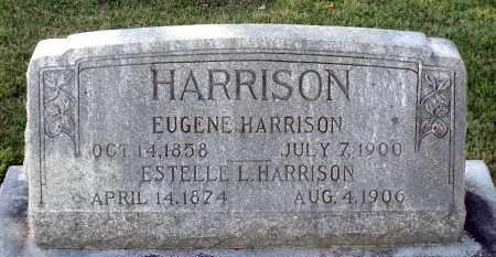 HARRISON, EUGENE - Sussex County, Virginia   EUGENE HARRISON - Virginia Gravestone Photos