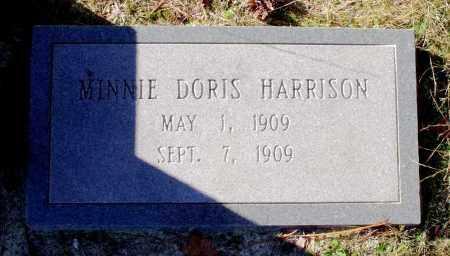 HARRISON, MINNIE DORIS - Sussex County, Virginia | MINNIE DORIS HARRISON - Virginia Gravestone Photos