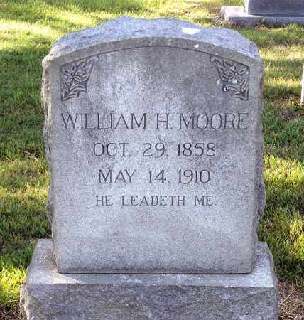 MOORE, WILLIAM H. - Sussex County, Virginia | WILLIAM H. MOORE - Virginia Gravestone Photos