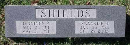 SHIELDS, JENNINGS P. - Sussex County, Virginia | JENNINGS P. SHIELDS - Virginia Gravestone Photos