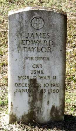 TAYLOR, JAMES EDWARD - Sussex County, Virginia   JAMES EDWARD TAYLOR - Virginia Gravestone Photos