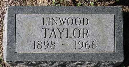 TAYLOR, LINWOOD - Sussex County, Virginia | LINWOOD TAYLOR - Virginia Gravestone Photos