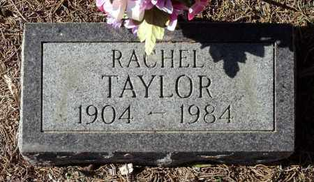TAYLOR, RACHEL - Sussex County, Virginia | RACHEL TAYLOR - Virginia Gravestone Photos