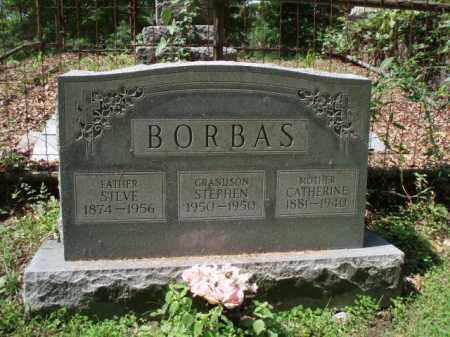 BORBAS, STEPHEN - Tazewell County, Virginia   STEPHEN BORBAS - Virginia Gravestone Photos