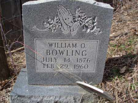 BOWLING, WILLIAM O. - Tazewell County, Virginia | WILLIAM O. BOWLING - Virginia Gravestone Photos