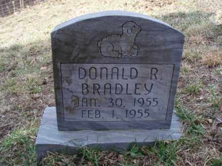 BRADLEY, DONALD R - Tazewell County, Virginia | DONALD R BRADLEY - Virginia Gravestone Photos