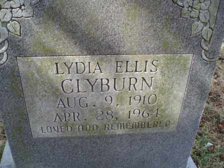 CLYBURN, LYDIA - Tazewell County, Virginia | LYDIA CLYBURN - Virginia Gravestone Photos