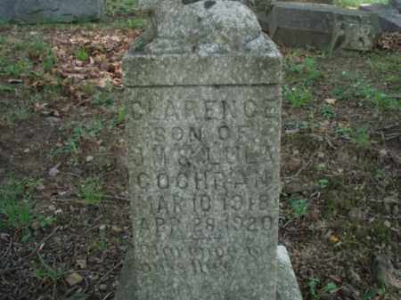 COCHRAN, CLARENCE - Tazewell County, Virginia | CLARENCE COCHRAN - Virginia Gravestone Photos