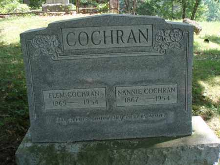 COCHRAN, FLEM - Tazewell County, Virginia | FLEM COCHRAN - Virginia Gravestone Photos