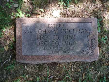 COCHRAN, JOHN - Tazewell County, Virginia | JOHN COCHRAN - Virginia Gravestone Photos