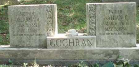 COCHRAN, NATHAN - Tazewell County, Virginia | NATHAN COCHRAN - Virginia Gravestone Photos