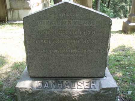 JANHAUSER, KILMBS - Tazewell County, Virginia | KILMBS JANHAUSER - Virginia Gravestone Photos