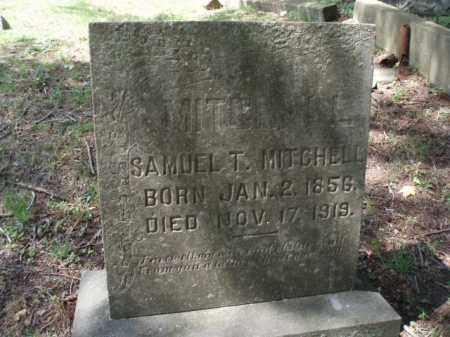 MITCHELL, SAMUEL - Tazewell County, Virginia | SAMUEL MITCHELL - Virginia Gravestone Photos