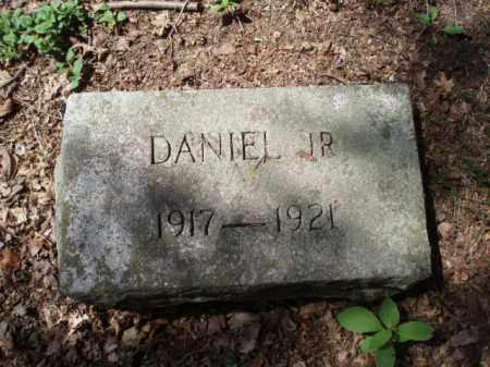 TABOR, DANIEL JR - Tazewell County, Virginia | DANIEL JR TABOR - Virginia Gravestone Photos