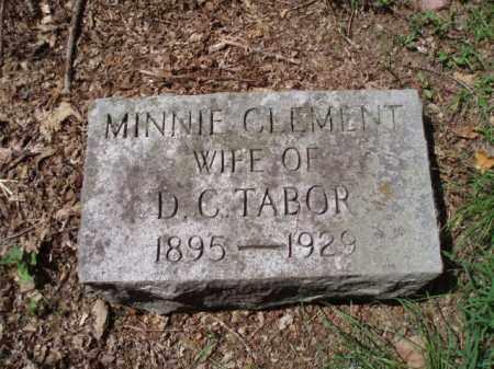 TABOR, MINNIE - Tazewell County, Virginia | MINNIE TABOR - Virginia Gravestone Photos