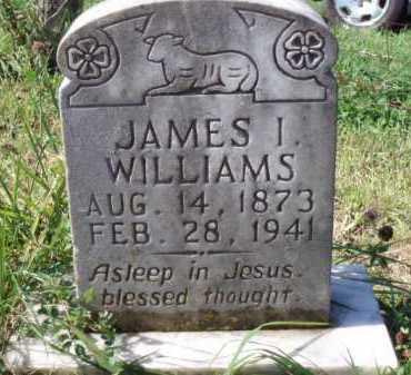 WILLIAMS, JAMES - Tazewell County, Virginia | JAMES WILLIAMS - Virginia Gravestone Photos