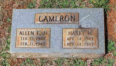 CAMERON, ALLEN F. - Warren County, Virginia | ALLEN F. CAMERON - Virginia Gravestone Photos
