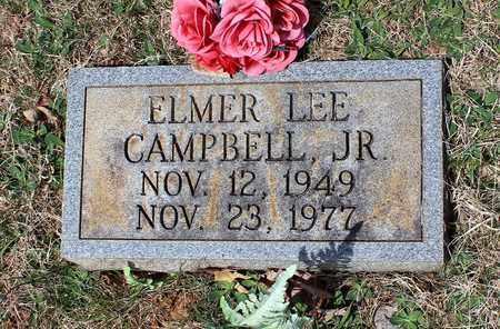 CAMPBELL, ELMER LEE JR. - Warren County, Virginia   ELMER LEE JR. CAMPBELL - Virginia Gravestone Photos