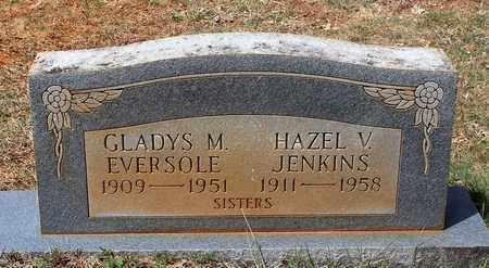 HENRY EVERSOLE, GLADYS M. - Warren County, Virginia | GLADYS M. HENRY EVERSOLE - Virginia Gravestone Photos