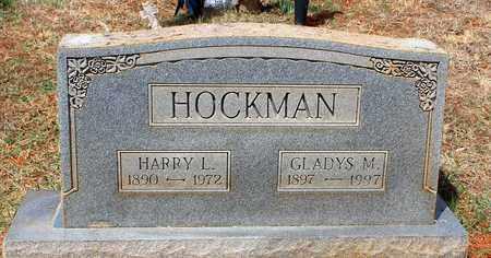 HOCKMAN, GLADYS M. - Warren County, Virginia | GLADYS M. HOCKMAN - Virginia Gravestone Photos