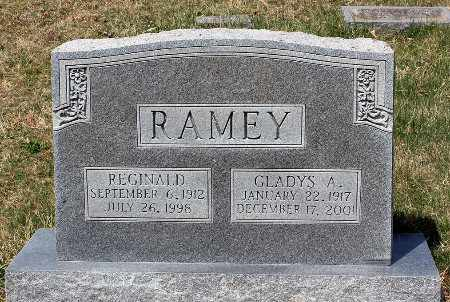 RAMEY, REGINALD - Warren County, Virginia | REGINALD RAMEY - Virginia Gravestone Photos