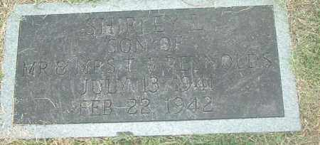 REYNOLDS, SHIRLEY R - Washington County, Virginia | SHIRLEY R REYNOLDS - Virginia Gravestone Photos