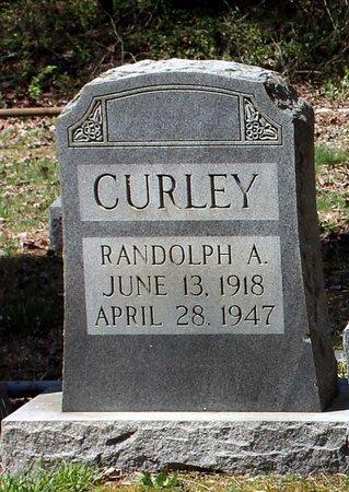 CURLEY, RANDOLPH A. - Westmoreland County, Virginia   RANDOLPH A. CURLEY - Virginia Gravestone Photos