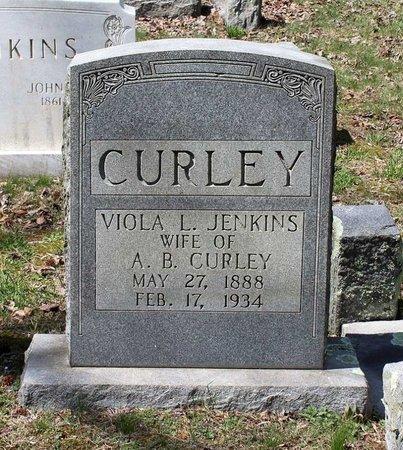 CURLEY, VIOLA L. - Westmoreland County, Virginia | VIOLA L. CURLEY - Virginia Gravestone Photos