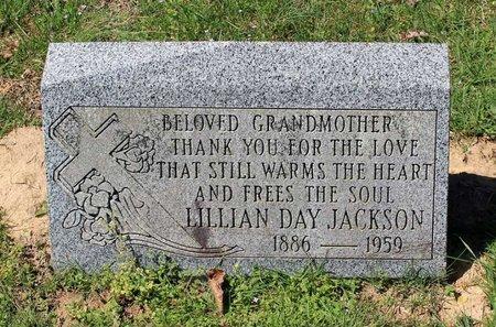 DAY JACKSON, LILLIAN - Westmoreland County, Virginia | LILLIAN DAY JACKSON - Virginia Gravestone Photos